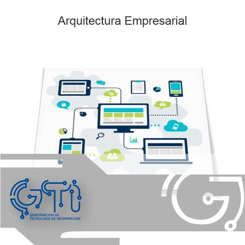 gti arquitectura empresarial